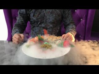 Новая эффектная подача суши и роллов!