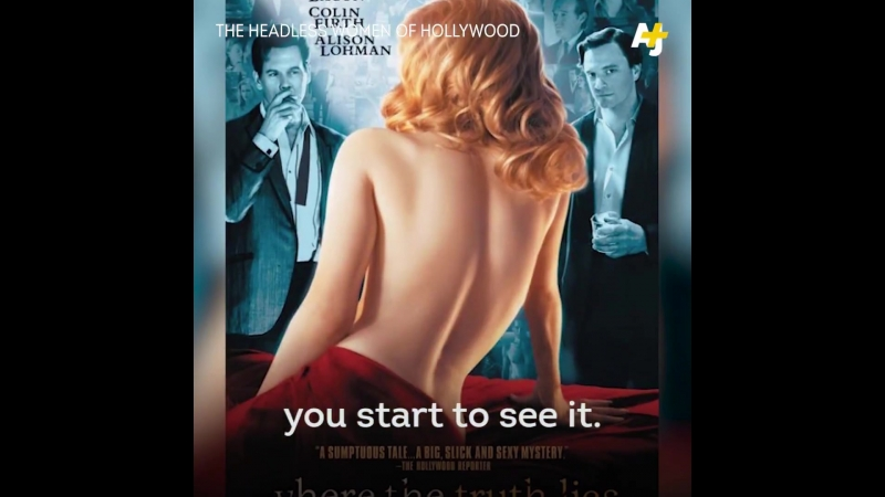 Сексуальная объективация в рекламе, проект Headless women of Hollywood