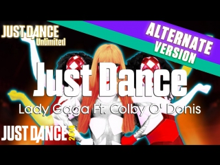 Just Dance Unlimited | Just Dance - Lady Gaga Ft. Colby O' Donis | On Stage | Just Dance 2014 [60FPS]