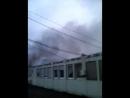 пожар в модульном городке Каменского