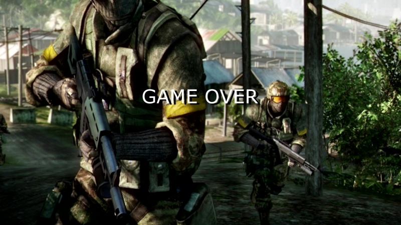 Battlefield Bad Company 2 - Epic Moments