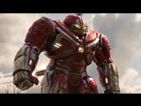 Свежий ТВ ролик к фильму «Мстители: Война бесконечности»
