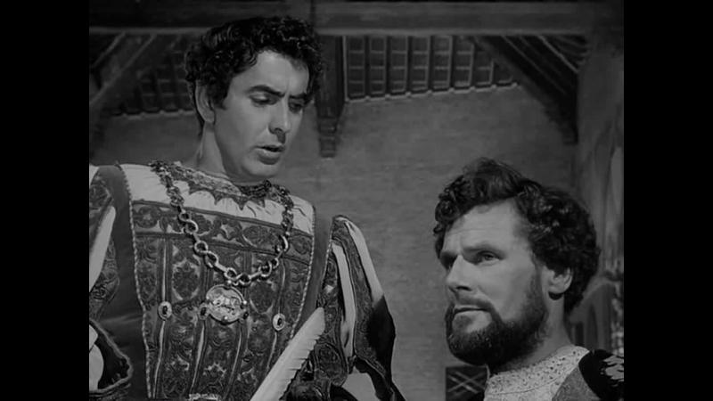 КОВАРНЫЙ ЛИС БОРДЖИА (1949) - исторический, драма Генри Кинг 720p