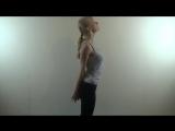 Простые упражнения для грудного отдела позвоночника