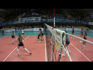 HIGHLIGHTS. Динамо Москва — Ленинградка Суперлига 2017-18. Женщины