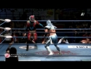 Black Tiger, KAZMA SAKAMOTO, Koji Shinizumi vs. Último Dragón, Mineo Fujita, KING AJPW - Excite Series 2018 - Day 4
