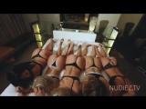 Есть видео этих девушек раком секс в груповухе в Новое порно 2018