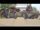 US Army Десантники Новый Dagor и MRZR D Light Strike Транспортные средства 720p