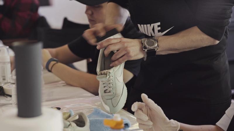 Nike x Solemate workshop 14 04