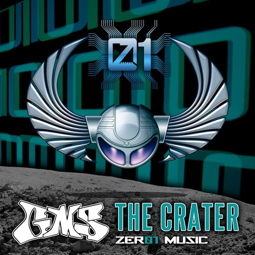 GMS альбом The Crater EP