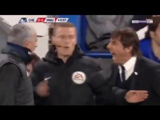 Когда Конте узнал, что Лукаку увели из под носа Челси