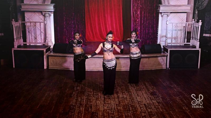 Sahra Party SIBTRIBAL 2018 | ШТ Янтарь, Томск