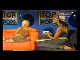Geri Halliwell - Interview - TOTP 13.05.2001
