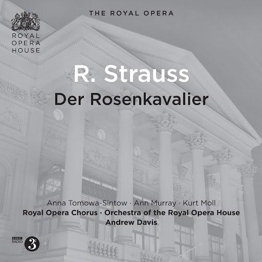 Richard Strauss альбом Richard Strauss: Der Rosenkavalier, Op. 59, TrV 227 (Live)