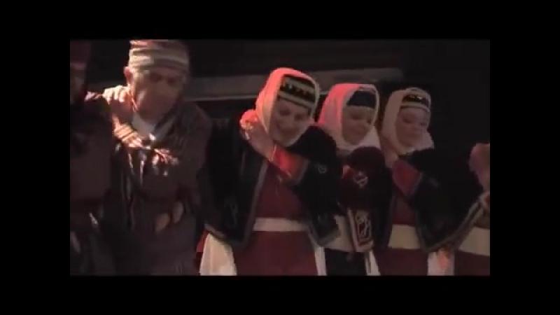 Karamanli Turkish Folk Dance - Kamayı Vurdum Yere - Καμάι Βουρντούμ γέρε - Karam