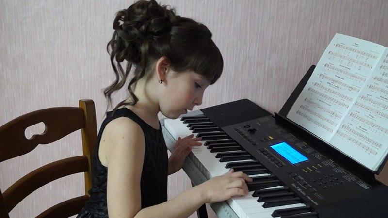 К Элизе Бетховена.