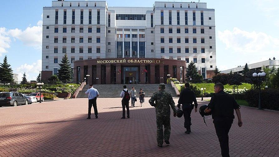 Во время заседания по делу банды ГТА в Мособлсуде произошла перестрелка: есть раненые и убитые