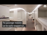 Airbus Is To Build Passenger Sleeping Berths Inside A Planes Cargo Hold