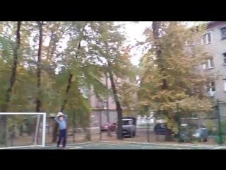 "Чемпионате MLFL по ""Street Football""4х4"