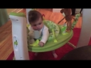 EVENFLO JUMP AND LEARN EXERSAUCER