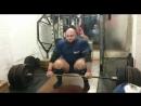 Грэхэм Хикс,  тяга 370 кг на 2 раза