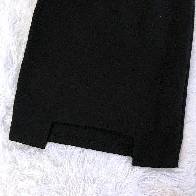 Черное платье из магазина Toplook