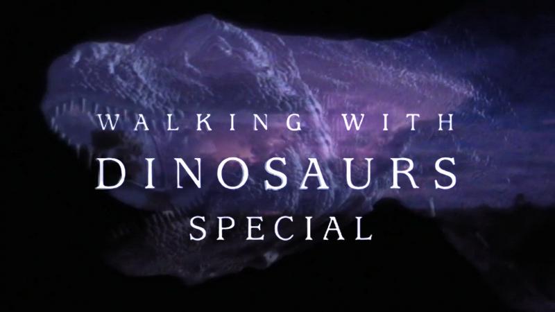 BBC: Прогулки с динозаврами: Баллада о большом Але Часть 2