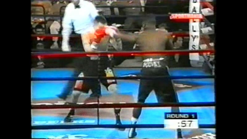 14 Floyd Mayweather vs Sam Girard 1998 02 28