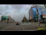 Бараны массово переходят на красный свет в Иваново