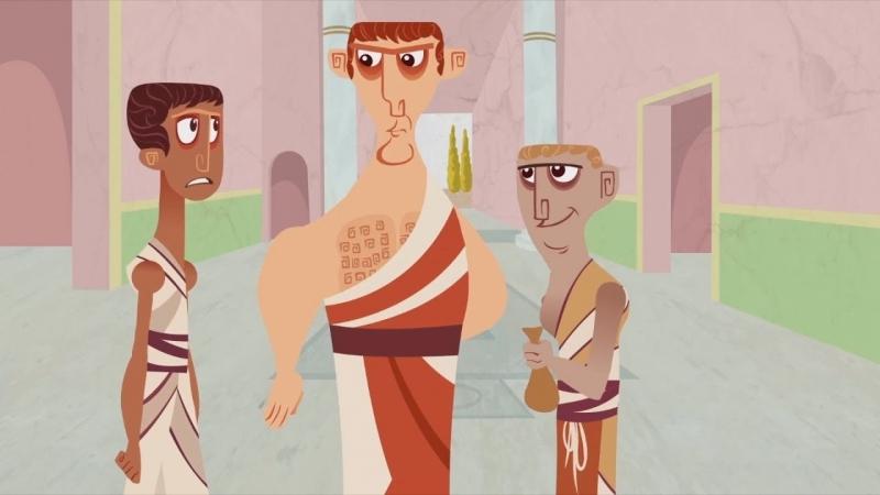 In Cor Cadit Жизнь подростка в Древнем Риме Ted Ed