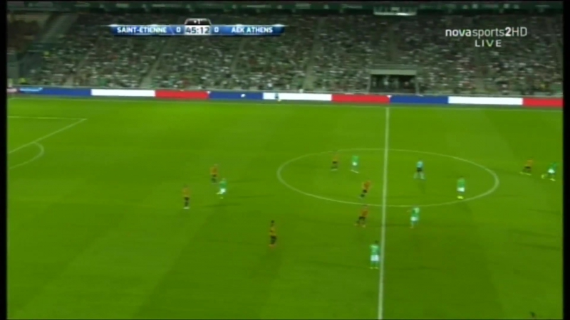 189 EL-2016/2017 AS Saint-Étienne - AEK Athen 0:0 (28.07.2016) FULL
