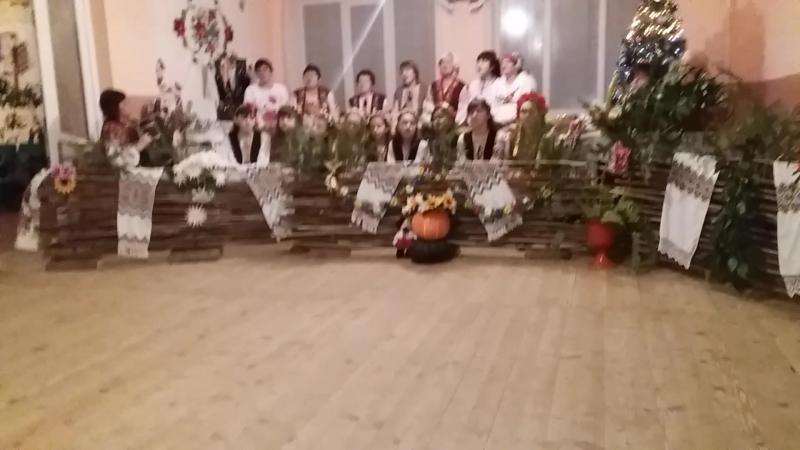 Голуб на черешні ансамбль Бойківчанка керівник Світлана Сяркевич