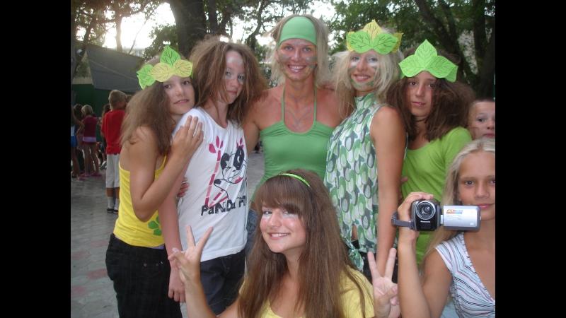 лагерь Сукко 2009г Тенистый 2
