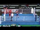 EUBC Youth ANTALYA 2017 Semifinal GARAYEV AZE KOLESNIKOV RUS 81kg