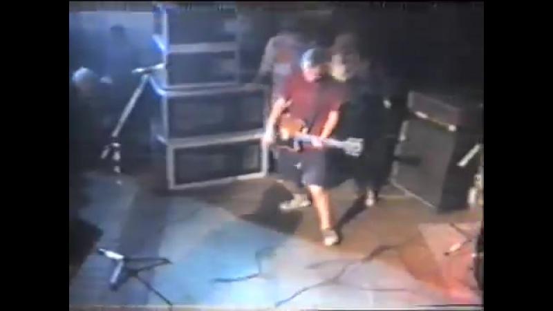 Fugazi - 02 Song 1 - Live in Warsaw, Karuzela, 10 05 1990