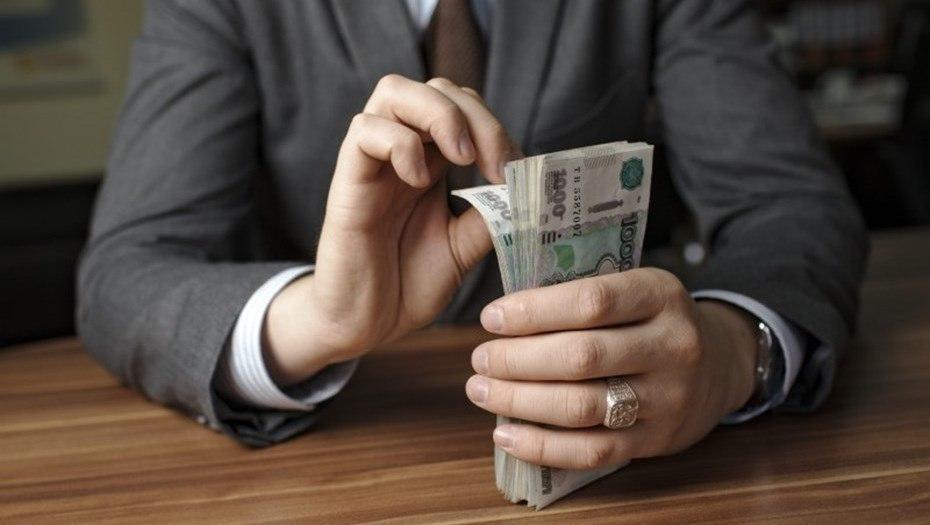 Средний размер взятки в Томской области с начала 2017г составил 171 тысяч рублей