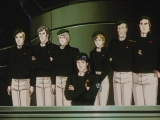 Легенда о героях галактики  Legend of the Galactic Heroes OVA 079