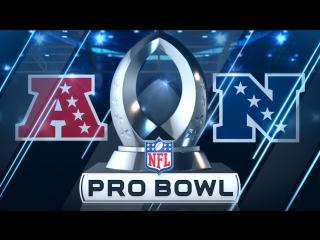 NFL | Pro Bowl 2018 | AFC vs NFC | Highlights