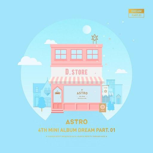 Astro album Dream Pt.01