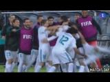 Красивый гол Роналду со штрафного в финале Клубного чемпионата мира
