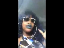 🌈 CupcakKe speaking out and standing up for the LGBTQ community to a homophobic taxi driver 🏳️🌈