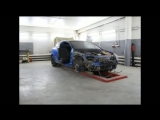 Будни центра кузовного ремонта ШТУДБЕРГ