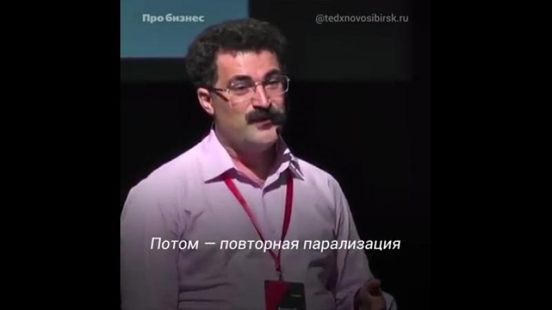 Аркадий Цукер и его временные трудности
