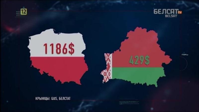 «Беларусы з'ехалі працаваць у Еўропу і хваляць там Лукашэнку» / Рапарт Эдуарда Мельнікава