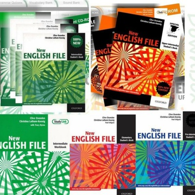 English File Elementary Third Edition Students Book