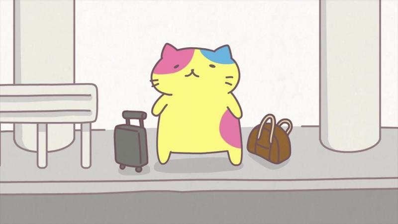 [MedusaSub] Micchiri Neko   Мартовские коты – 8 серия – русские субтитры
