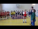 Награждение участников и победителей турнира по волейболу в Устюжне