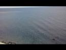 анапа 2017_ вид на море с крутого берега