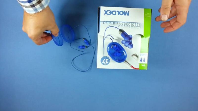 Moldex 6409 Gıda İçin Kulak Tıkacı İncelemesi Türkçe