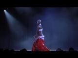 Мужской восточный танец живота, барабанное соло. Танцует - Рашид.mp4